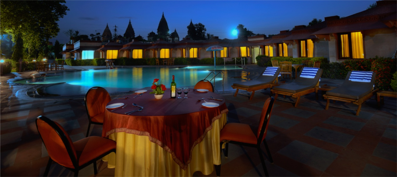 Luxury Hotel In Orchha